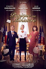 Panique au minist�re
